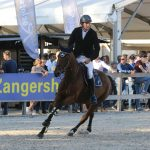 Lanaken World Breeding Championships, Cash Flow Z, Sportfot