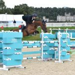 British Young Horse Championship, Cash Flow Z